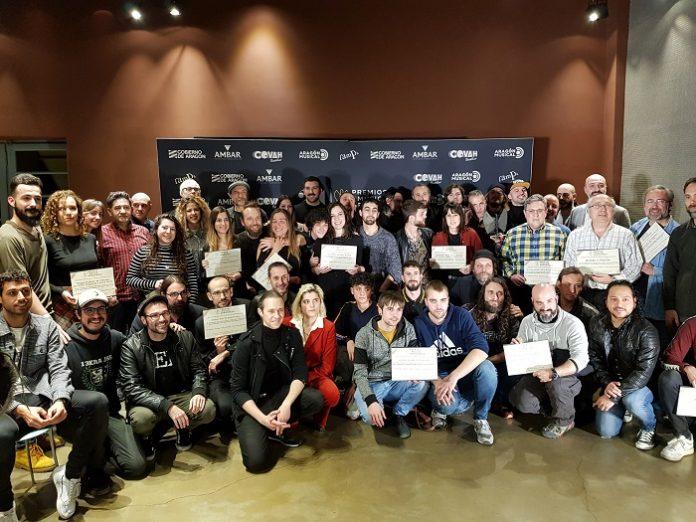 Conocemos a los nominados a los Premios de la Música Aragonesa