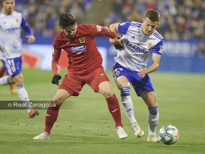 El Real Zaragoza suma un punto en La Romareda (0-0)