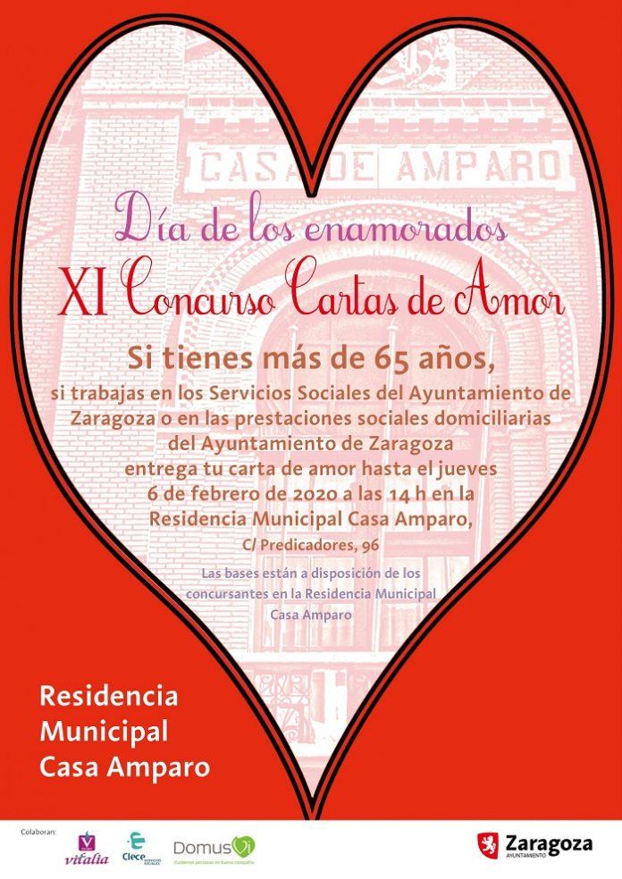 La Residencia Casa Amparo celebra el XI Concurso de cartas de amor