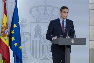 España anuncia un paquete de medidas frente al COVID-19