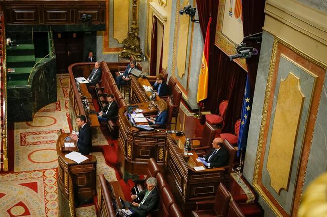 El Congreso aprueba la prórroga del Estado de alarma hasta el 11 de abril