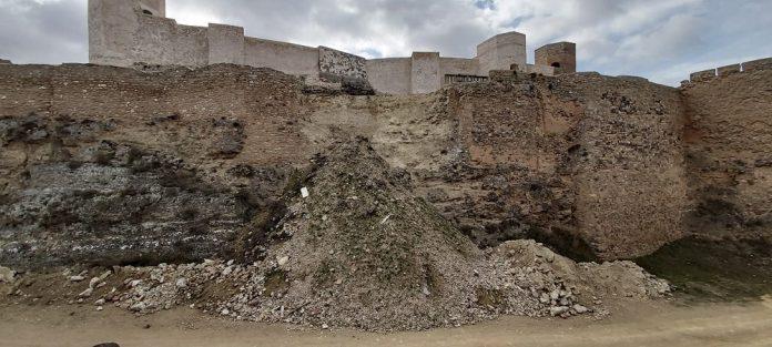 Calatayud adjudica las obras de reconstrucción de la muralla del Castillo