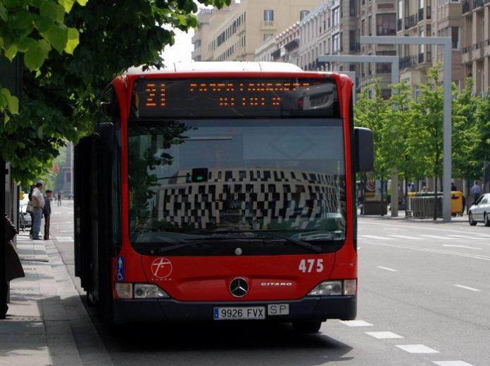 Aumento de los autobuses de Zaragoza a San Juan de Mozarrifar y a Garrapinillos