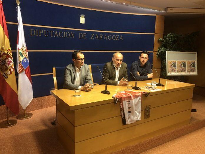 600 ciclistas participan en la Aragón Bike Race en Calatayud
