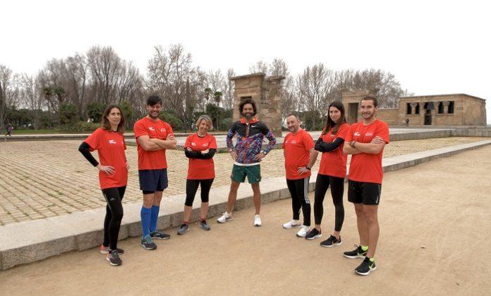 Una zaragozana correrá la maratón de San Francisco con el reto 'Correr es de Valientes'