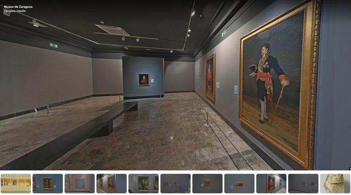 Aragón impulsa actividades virtuales desde sus museos, archivos y bibliotecas