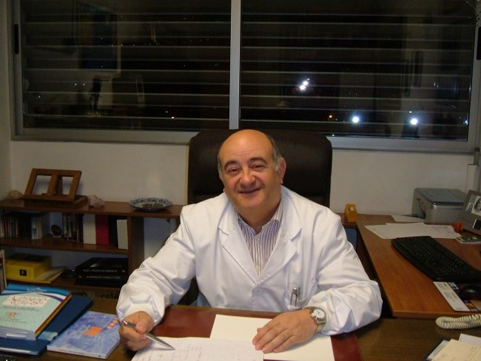 Antonio Laguna, distinguido por la Real Sociedad Española de Química