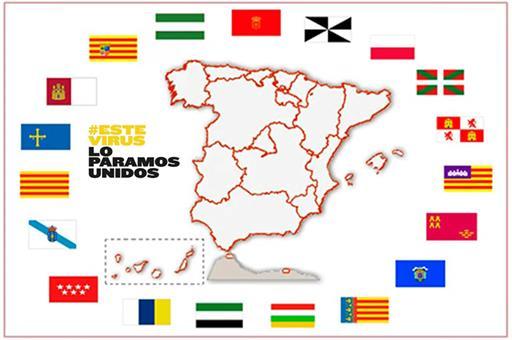 Aragón recibe 8,4 millones para acciones urgentes contra el COVID-19
