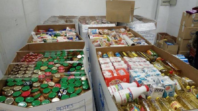Zaragoza se vuelca con el Banco de Alimentos para proteger a los más vulnerables