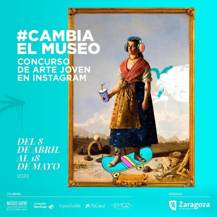 #CambiaelMuseo, un concurso para versionar obras de museos zaragozanos