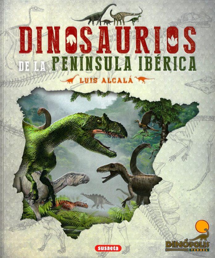 Un libro recopila e ilustra los dinosaurios más emblemáticos de España y Portugal