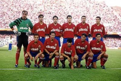 Emiten 2 finales de Copa del Rey disputadas por el Zaragoza en televisión