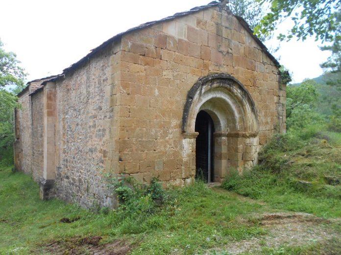 Restauran las ermitas de San Jacobo en Ruesta y San Juan en Sigüés
