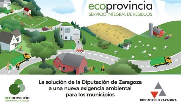 Sacan a concurso las plantas de transferencia de residuos de Ejea y Quinto