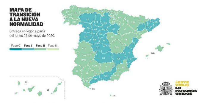 Aragón pasa a la Fase 2 de la desescalada