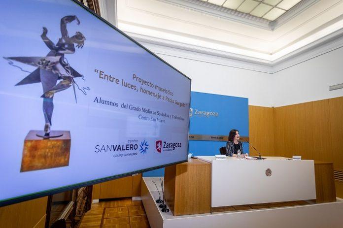 'Entre luces, homenaje a Pablo Gargallo', un proyecto museístico para Zaragoza