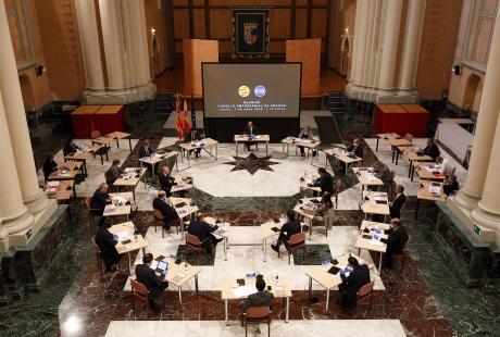 Gobierno y empresarios preparan la salida de la crisis sanitaria y económica
