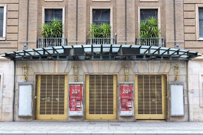 Teatros de Zaragoza devuelven las entradas de espectáculos suspendidos