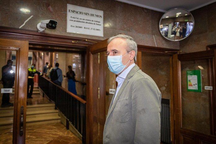 Zaragoza instala cámaras termográficas en los edificios municipales