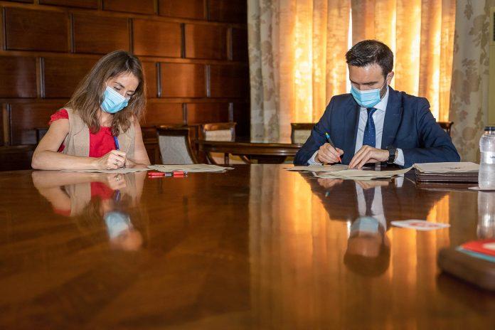 Zaragoza firma un crédito ICO para financiar la ejecución de sentencias firmes