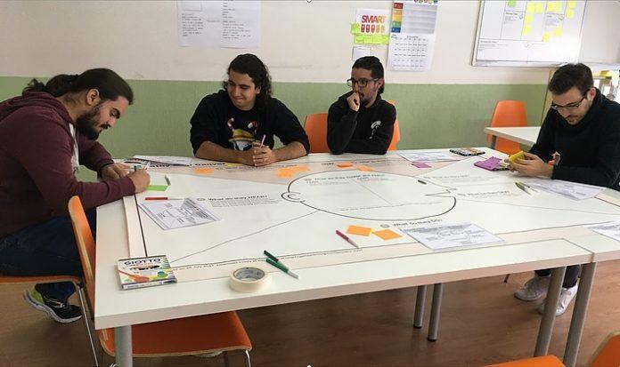 Estudiantes de Zaragoza ganan el primer premio de Libera Makers