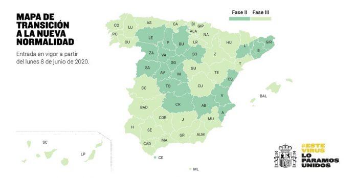 Zaragoza pasa a la Fase 3 de la desescalada el próximo 8 de junio