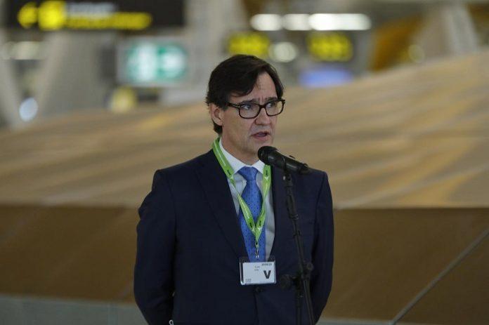 Reunión de Sanidad y Gobierno de Aragón para analizar el brote de Zaidín