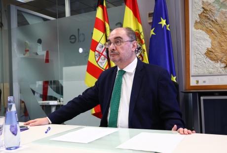 Aragón autorizará la movilidad interprovincial a partir del 8 de junio