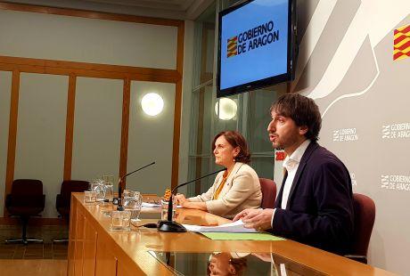 Aragón autoriza colonias con pernocta en edificio a partir de 14 años