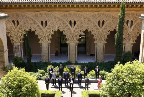 Aragón presenta una Estrategia para la Recuperación Social y Económica