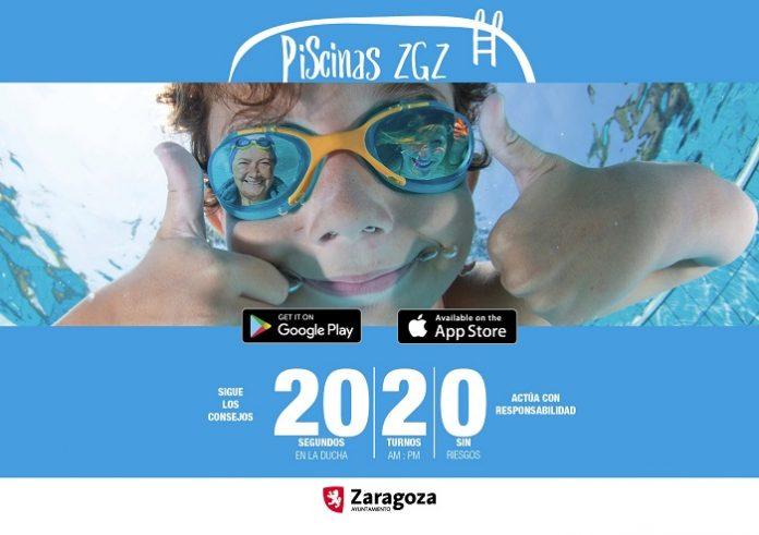 Las piscinas municipales de Zaragoza abren el 4 de julio