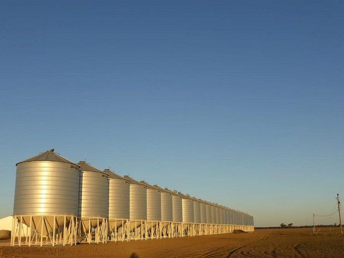 Sacan a la venta 28 silos en Aragón y Castilla y León