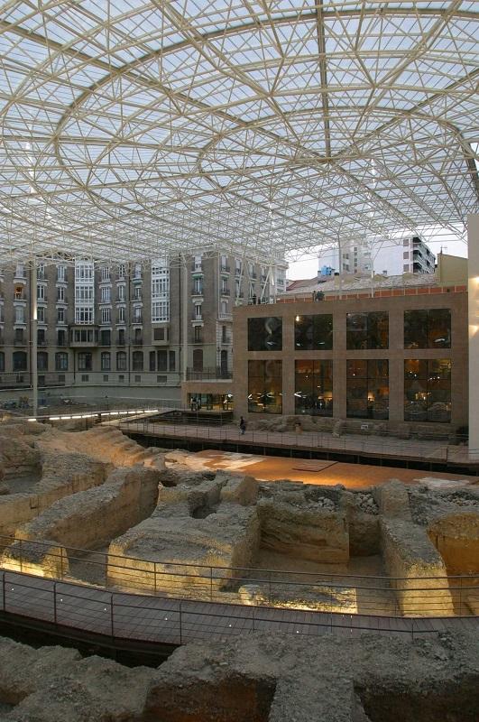 Los museos Pablo Gargallo, Teatro de Caesaraugusta y La Lonja reabren mañana