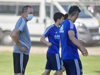 El Real Zaragoza entra hoy en una nueva fase de entrenamientos