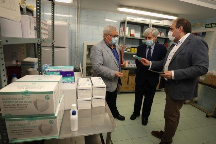 Zaragoza promueve la vacunación contra la gripe entre el personal municipal