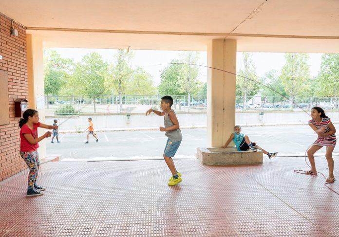 1.700 menores vulnerables disfrutarán de un verano lleno de actividades en Zaragoza