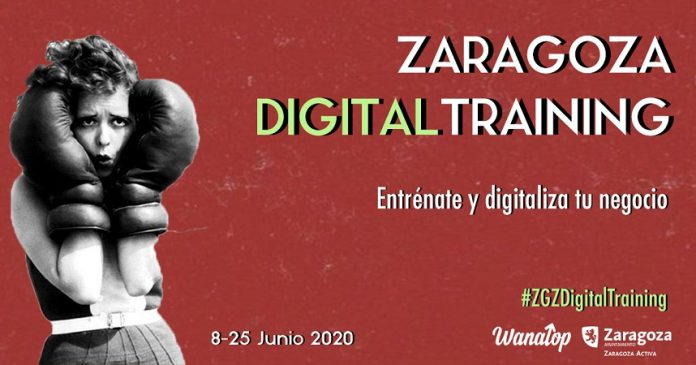 Un centenar de negocios de Zaragoza participan en cursos de digitalización