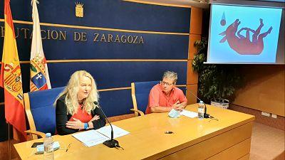 Artistas homenajean a Goya con los 47 'Disparates de Fuendetodos'