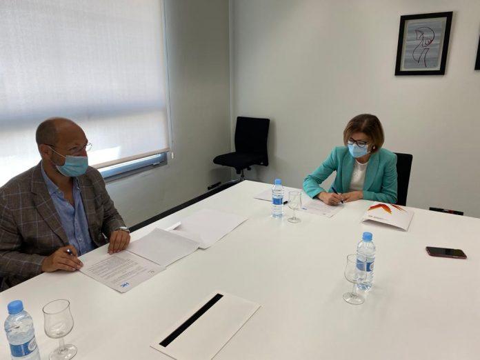 Nuevo convenio entre el Grupo San Valero y el Grupo Hospitalario Hernán Cortés