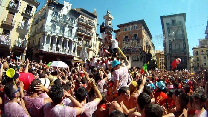 Los turolenses, ejemplo de comportamiento en sus NO fiestas de la Vaquilla