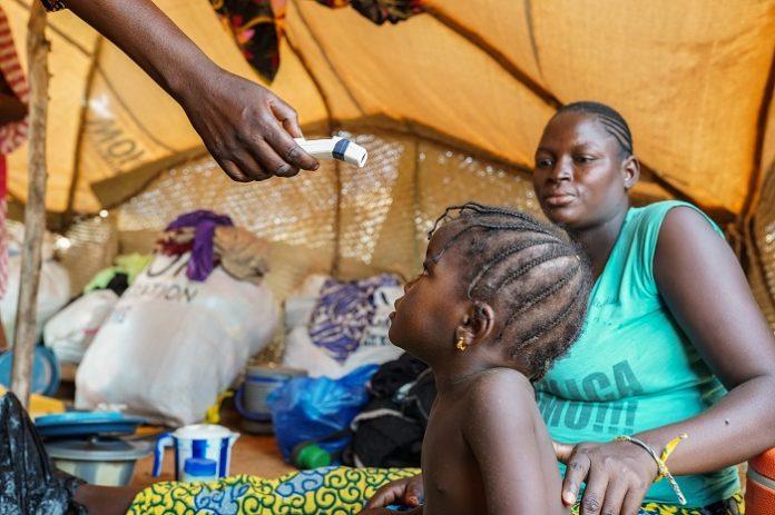 Empresas aragonesas logran vacunar a 40.000 niños en África y Latinoamérica