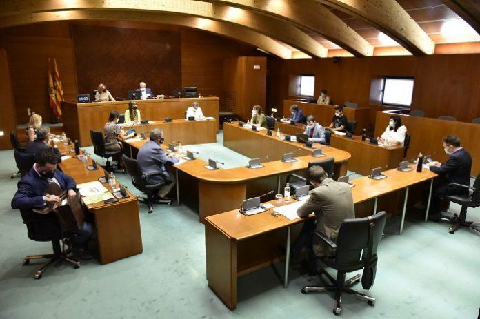 Aragón insta a restringir voluntariamente los movimientos en la Comarca Central