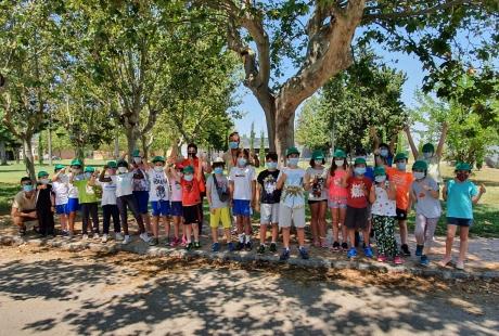 Comienza el XI Campus infantil de La Alfranca