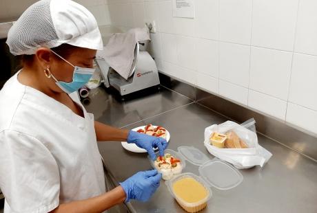Los Hogares de mayores del IASS han realizado más de 54.000 atenciones durante la pandemia