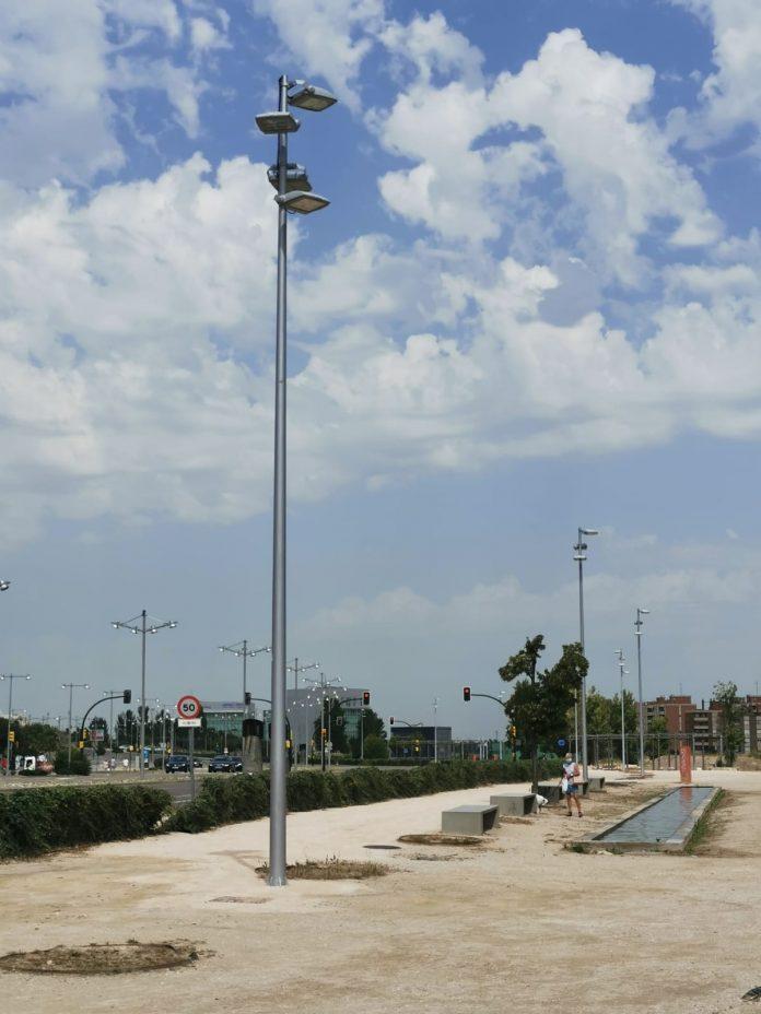 luminarias Ciudad Soria