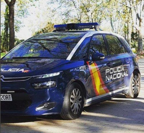 Detenidos los cinco protagonistas de una persecución en coche por Zaragoza