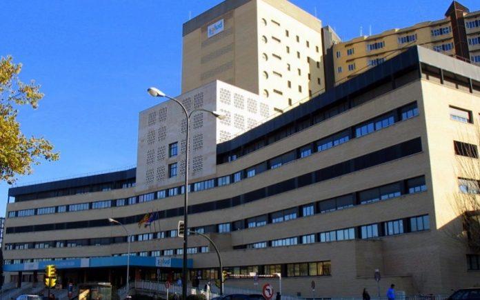 La disponibilidad de camas en hospitales de Aragón se sitúa en el 37%
