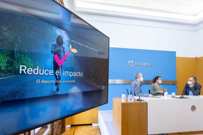 Zaragoza promueve la sostenibilidad en el mundo del deporte
