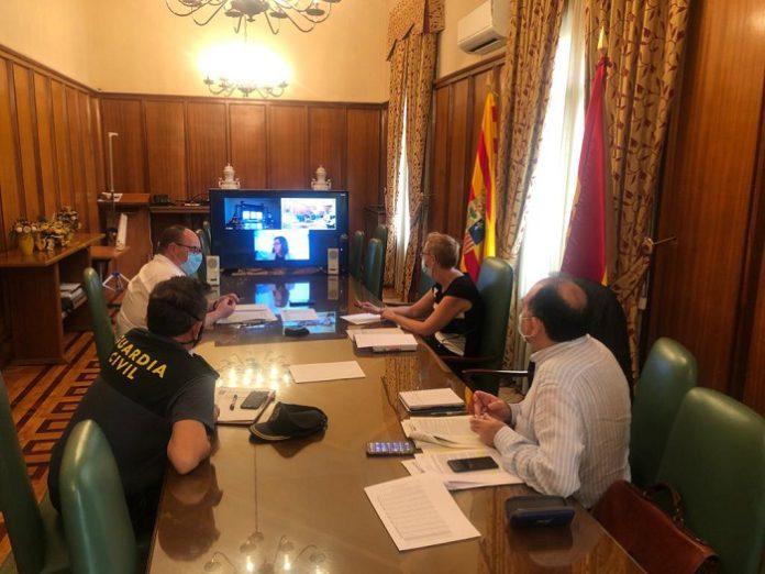 Aragón prorroga el confinamiento de Andorra