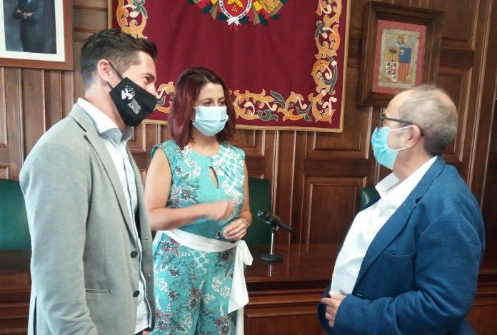 """El rodaje de """"García y García"""" llega a su fin en Teruel"""